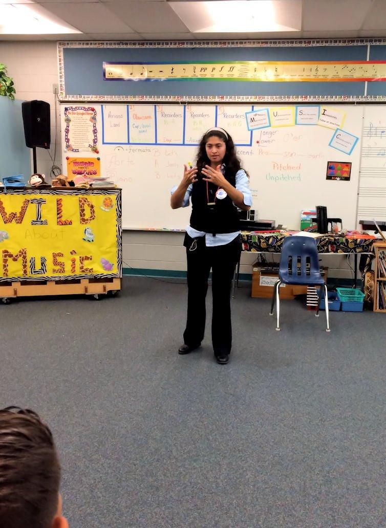 Karina Hernandez - Educator